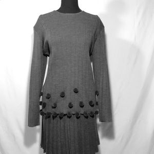 Outlander Sweater and Skirt